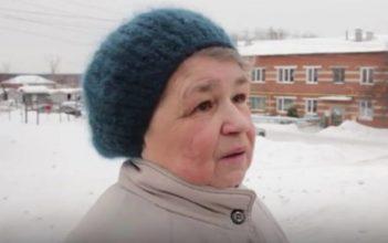 пенсионерка Любовь Колесникова