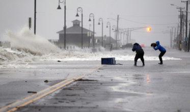 ураган Сэнди в США