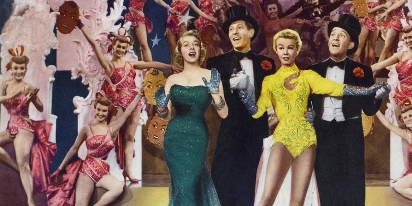 Светлое Рождество, 1954
