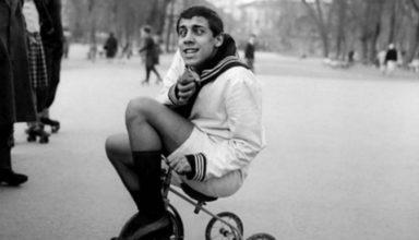 Адриано Челентано в юности