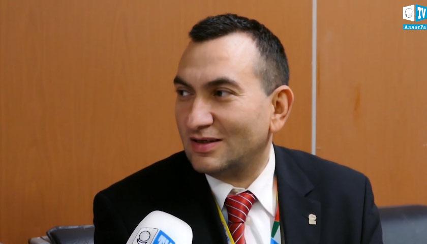 Роман Амстиславский на АллатРа ТВ