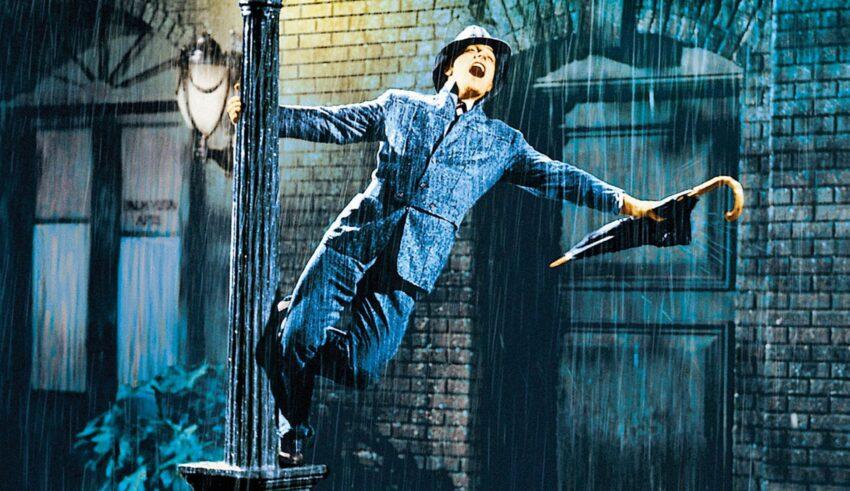 Поющие под дождем